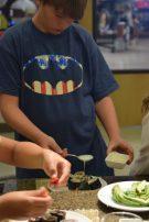 Kid's Sushi Class 7.25.15-123