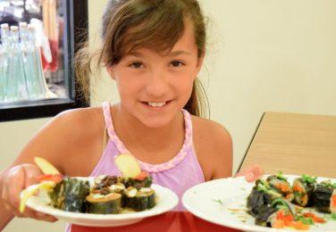 Kid's Sushi Class 7.25.15-143