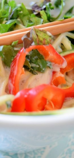 Raw Asian Noodle Salad-002