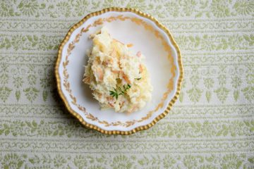 Savory Lemon Cream