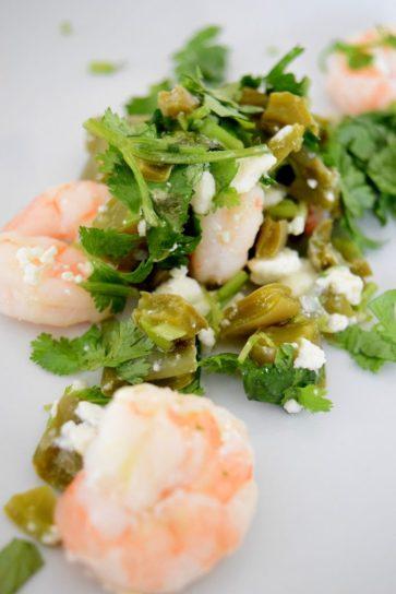 Shrimp Nopales-022