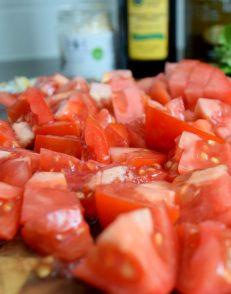 Balsamic Basil Garden Tomatoes-003