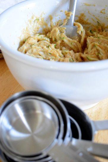 Coconut Flour Zucchini Bread-031