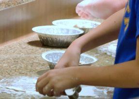Kid's Pie Making Class 9.19.15-030