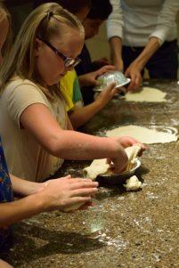 Kid's Pie Making Class 9.19.15-210