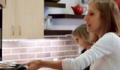 Kid's Pie Making Class Ashley 4