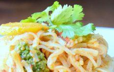 Thai Peanut Noodles-001