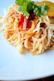 Thai Peanut Noodles-006