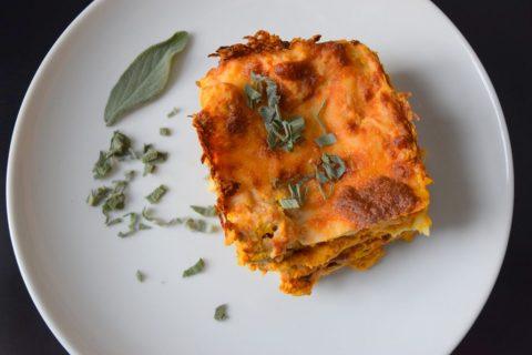 Creamy Pumpkin Lasagna-012