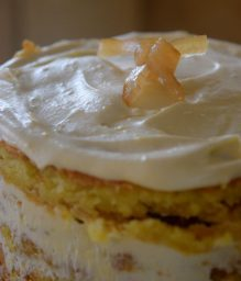 Lemon Curd Limoncello Layer Cake-042