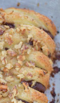 Chocolate Pastry Braid-010