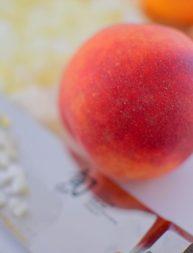 Honeyed Wine Peaches & Pork-002