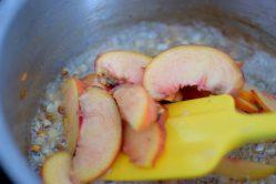 Honeyed Wine Peaches & Pork-007