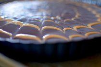 Chocolate Peanut Butter Pretzel Tart-015