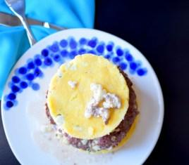 Blue Cheese Corn Cake Burger Beacon-003
