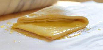 Honeyed Goat Cheese Pastry Diamonds-010