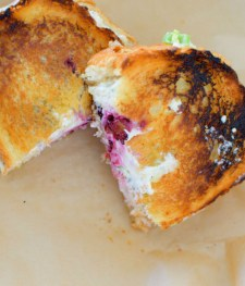 Blackberry Serrano Sourdough Grilled Cheese Sandwich-013