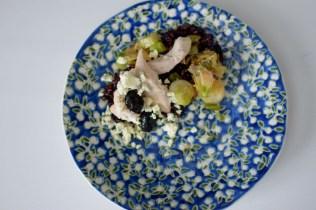 Warm Summer Onion & Rice Salad-005