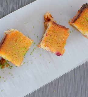 Blackcurrant Lime Cheesecake Bars-030