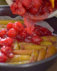 Lavender Rosemary Rhubarb Cake-009
