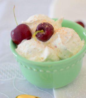 Pistachio Nutmeg Black Cherry Ice Cream-020