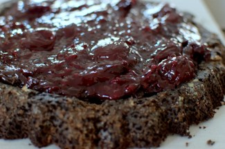 Chocolate Cherry Berry Tiara Cake-013