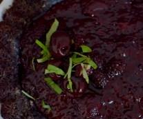 Chocolate Cherry Berry Tiara Cake-022