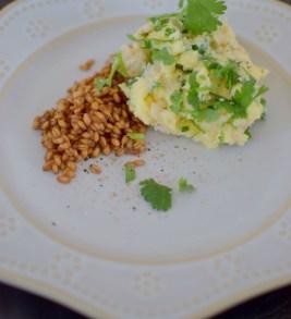 Lemon Cilantro Bearnaise Chicken-004