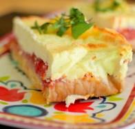 Spanish Lemon Tomato Ricotta Torte-038