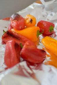 Spicy Sweet Pepper Cashew Bruschetta-001