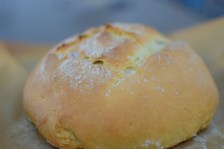 Salted Rosemary Olive Oil Bread-007