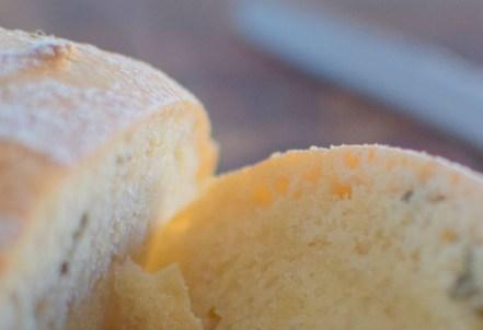 Artisan Basil Bread & Lime Butter-012