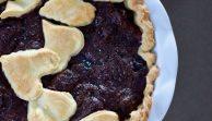 Chocolate Cherry Balsamic Pie-017