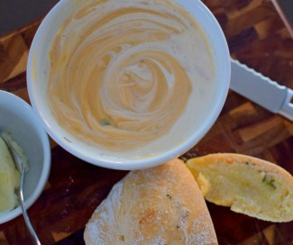 Sweet Potato Lime Basil Soup-005