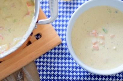 Chesapeake Bay Creamy Crab Soup-012
