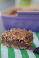 Chocolate Bourbon Pecan Pie Bars-018