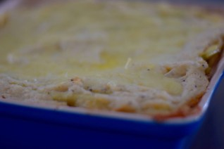 Lemon Asparagus Chicken Lasagna-001