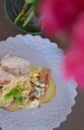Sesame Date Horseradish Chicken-008
