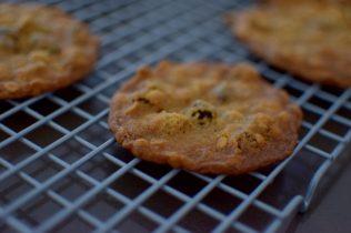 Oatmeal Cinnamon Raison Cookies-003