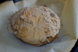 Oatmeal Stout Beer Bread-008