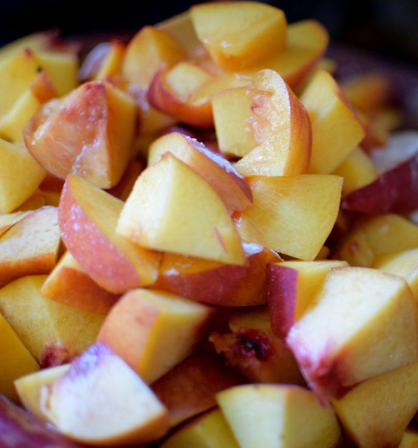 Summer Peach Cobbler-002