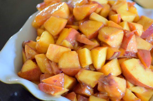 Summer Peach Cobbler-004