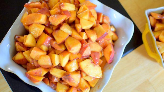 Summer Peach Cobbler-005