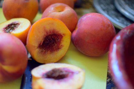 Summer Peach Cobbler