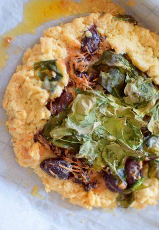 Gluten Free Italian Bruschetta Pie-004