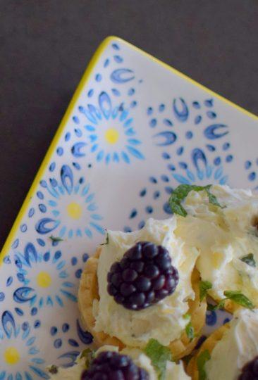 Lemon Vanilla Mint Tartlettes-009