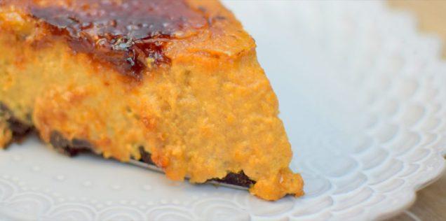 Maple Pumpkin Chocolate Bruleed Pie-031