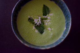 Minted Pea Soup-002
