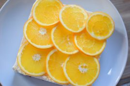 Orange Vanilla Clove Cheesecake Bars-003
