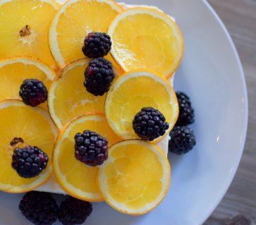 Orange Vanilla Clove Cheesecake Bars-004